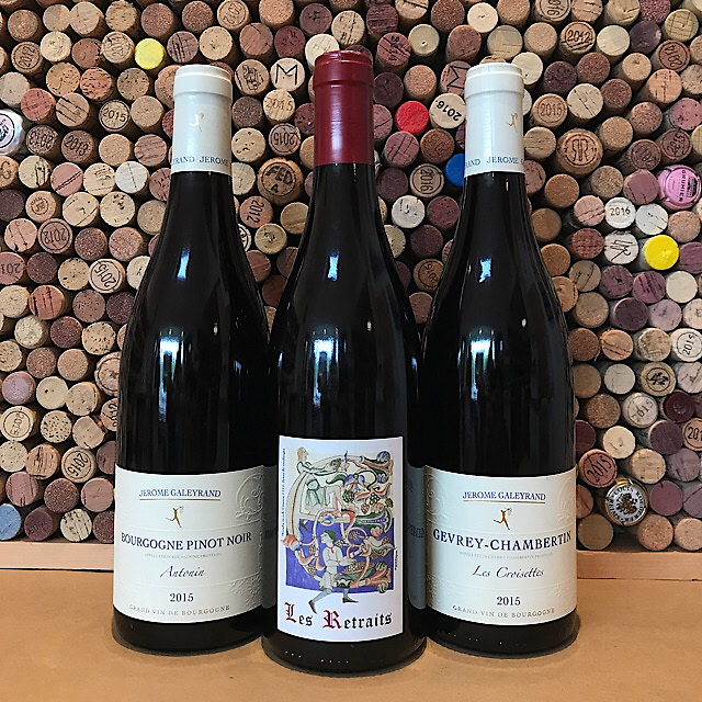 Domaine Jerome Galeyrand Gevrey-Chambertin 'Les Croisettes' 2015