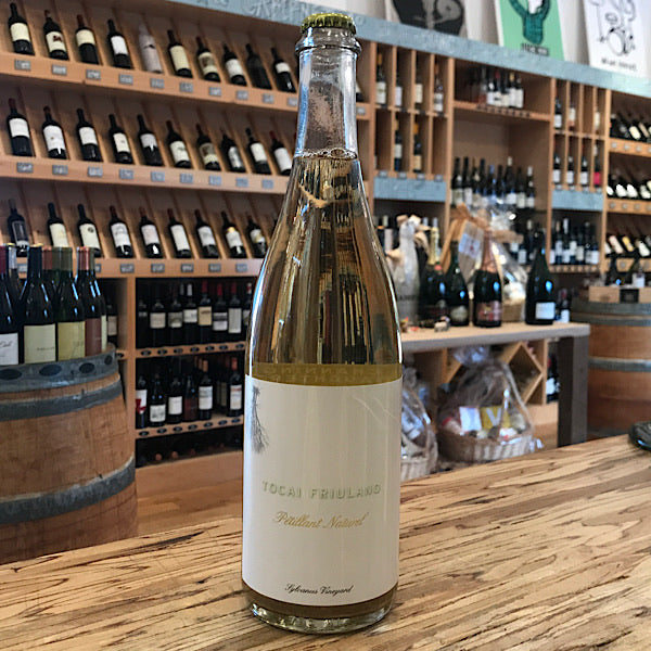 Channing Daughters Winery PetNat Tocai Friulano 2018