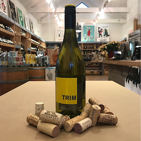 Trim California Chardonnay 2016