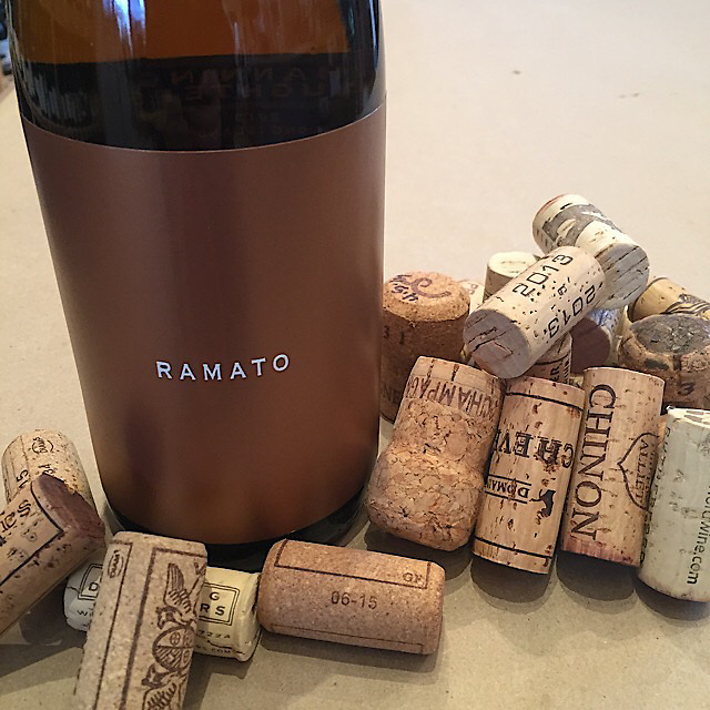 Channing Daughters Winery Ramato Skin-Fermented Pinot Grigio 2016