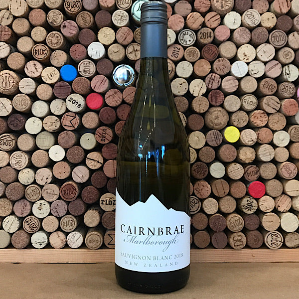Cairnbrae Marlborough Sauvignon Blanc 2019