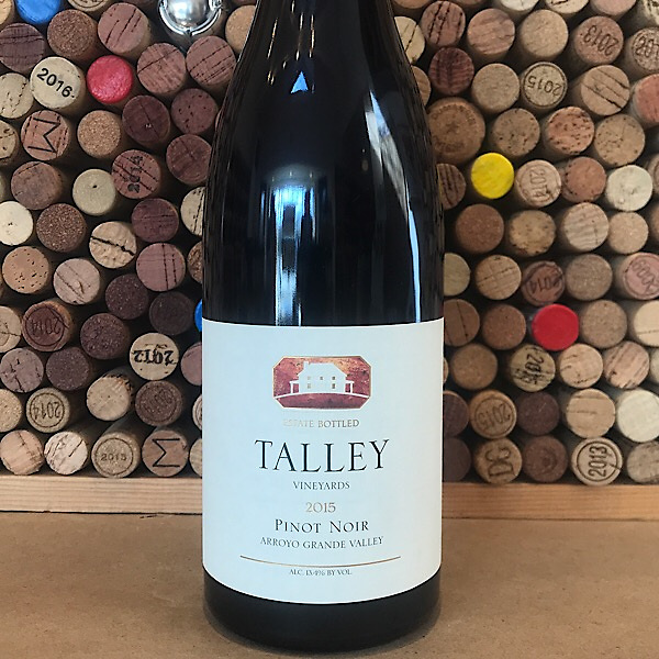 Talley Vineyards Arroyo Grande Estate Pinot Noir 2015