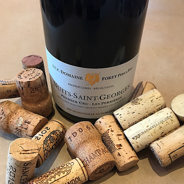 Domaine Forey 'Les Perrieres' Nuits Saint Georges 1er Cru 2014