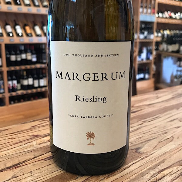 Margerum Kick On Ranch Santa Barbara County Riesling 2014