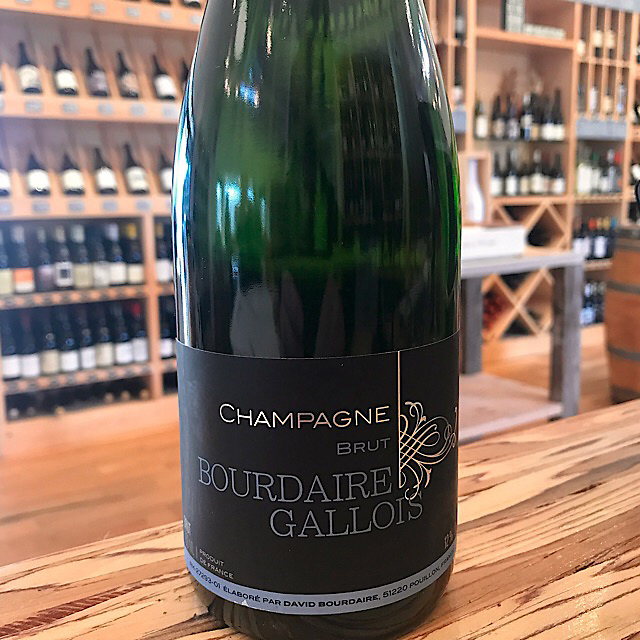 Bourdaire-Gallois Champagne Brut NV