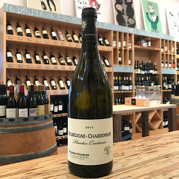 Buisson-Charles 'Hautes Coutures' Bourgogne Blanc 2017