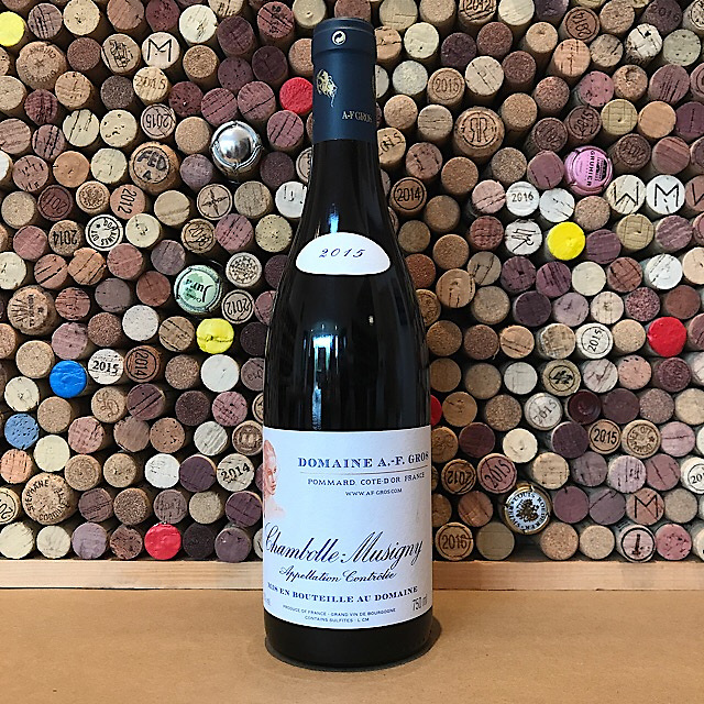 Domaine A.F. Gros Chambolle-Musigny 2015