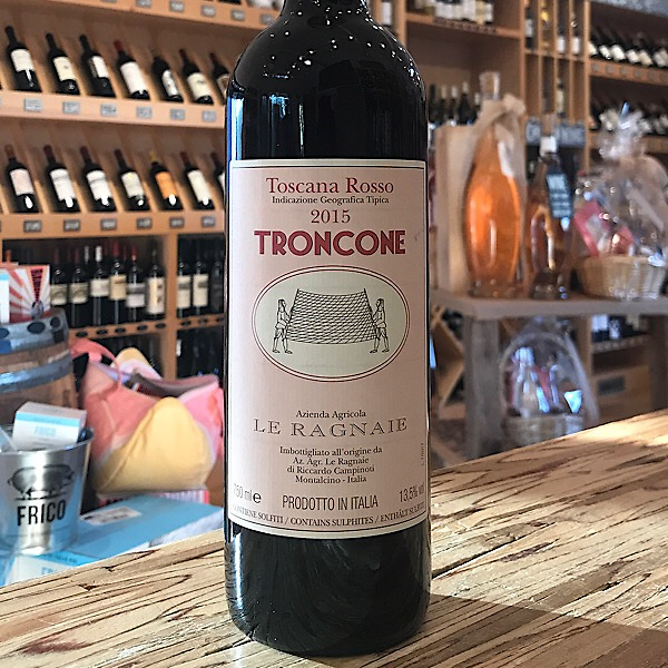 Le Ragnaie Troncone Toscana Rosso IGT 2016