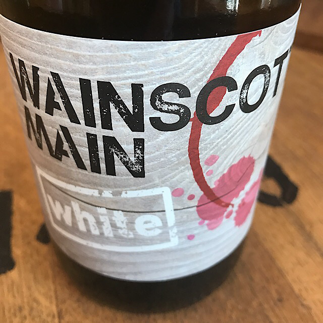 Wainscott Main WHITE Mudd West Vineyard Tocai Friulano 2015