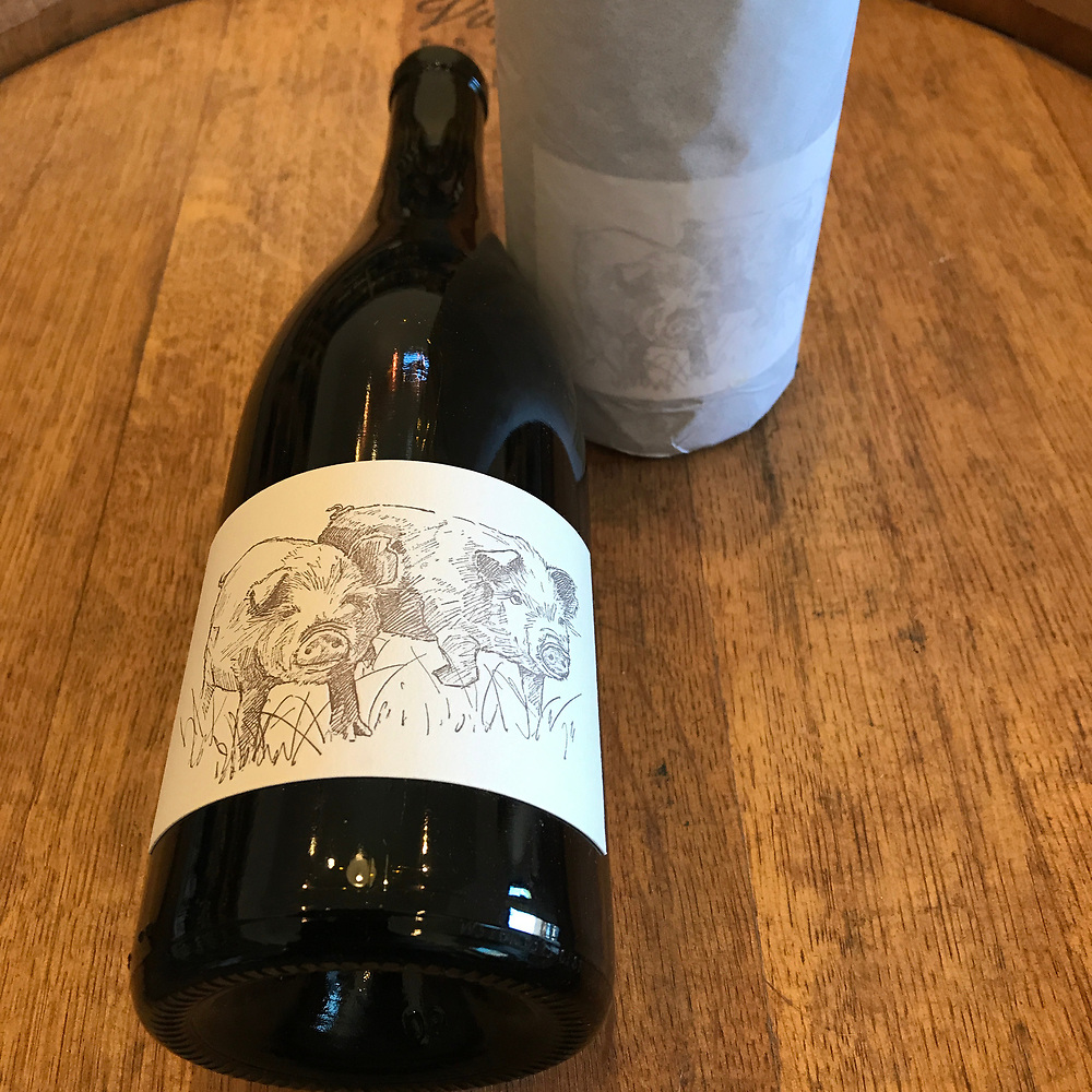Big Table Farm Willamette Valley Pinot Noir 2018