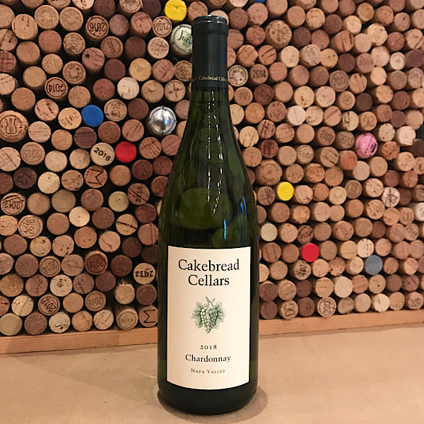 Cakebread Cellars Napa Valley Chardonnay 2018/2019