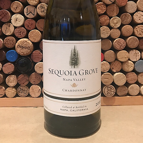 Sequoia Grove Napa Valley Chardonnay 2017