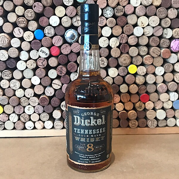 George Dickel No 8 750ml