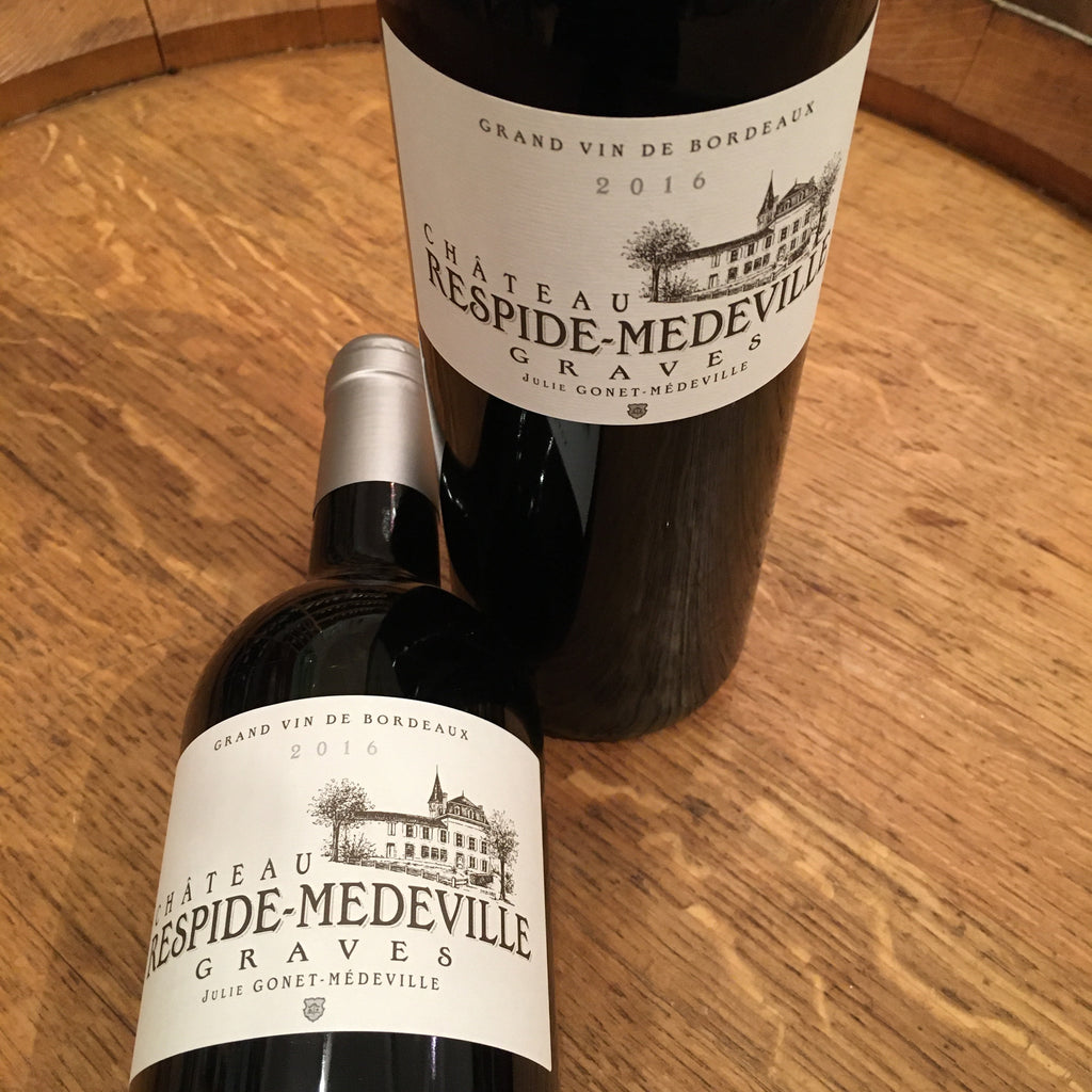 Château Respide-Medeville Graves Rouge 2017