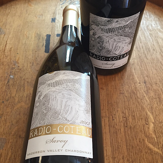 Radio-Coteau Pinot Noir Savoy Anderson Valley 2013