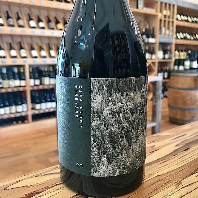 Zena Crown Vineyard The Sum Eola-Amity Hills Pinot Noir 2013