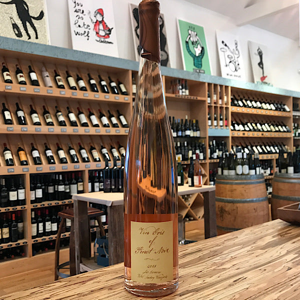 Robert Sinskey Vineyards Vin Gris of Pinot Noir Rose 2018 1.5L