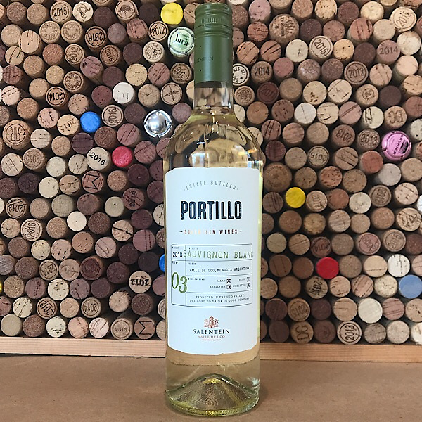 Salentein Portillo Uco Valley Sauvignon Blanc 2018