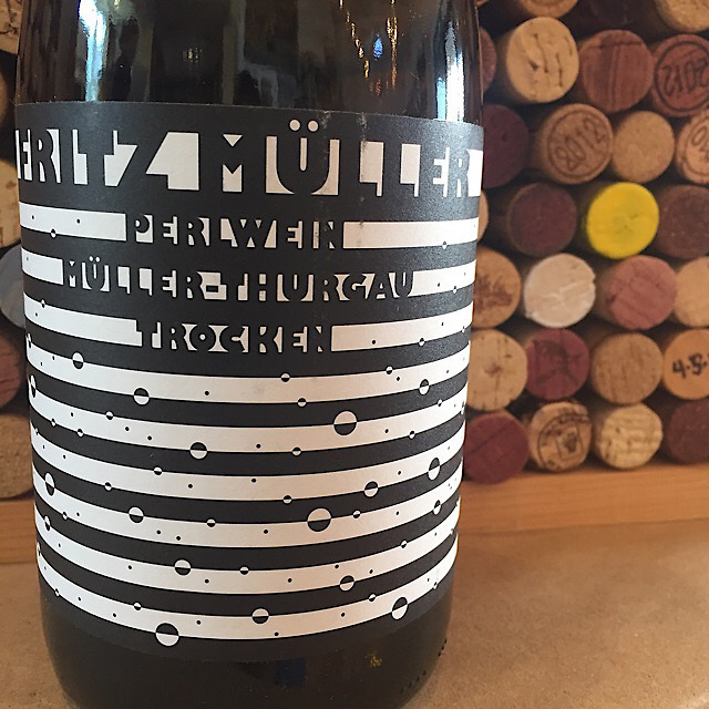 Fritz Muller, Muller-Thurgau Secco NV