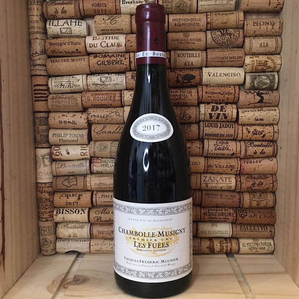 Domaine Jacques-Frederic Mugnier Les Fuees 1er Cru Chambolle Musigny 2017