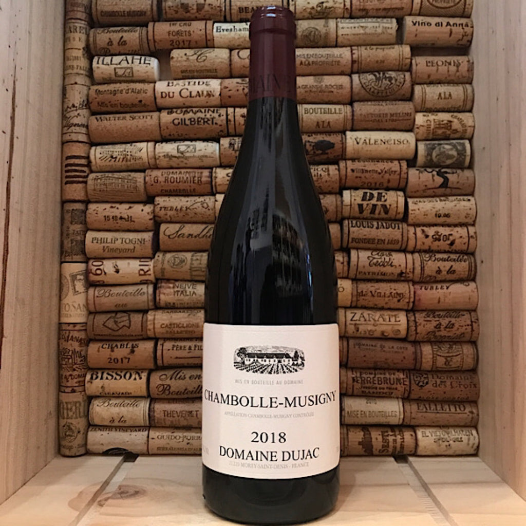 Domaine Dujac Chambolle Musigny 2018