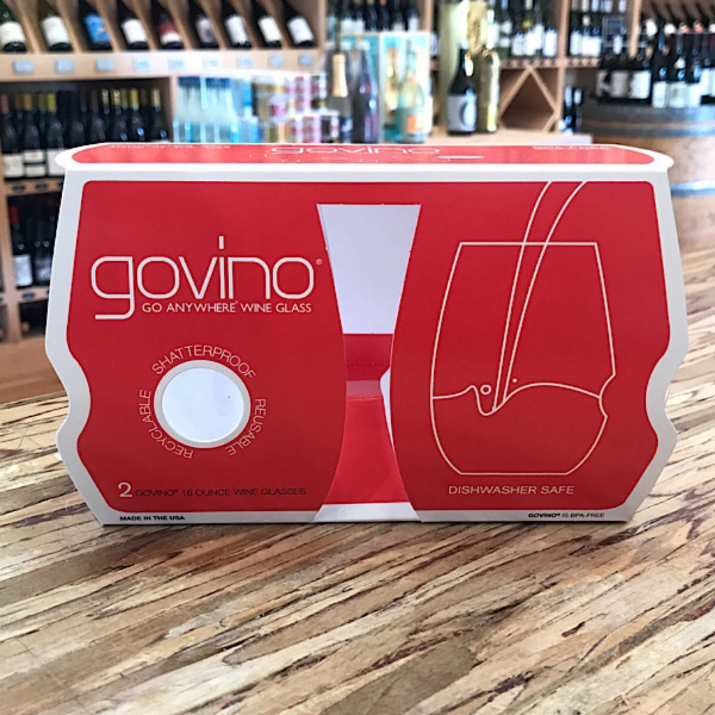 GOVINO RED 16oz 2PK