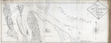 1760 Map of Saint Augustine Florida