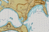 1906 Nautical Map of Lake Minnetonka Minnesota