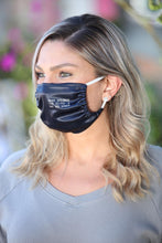 Load image into Gallery viewer, Never Apologize For Being A Bad Ass Woman Face Mask