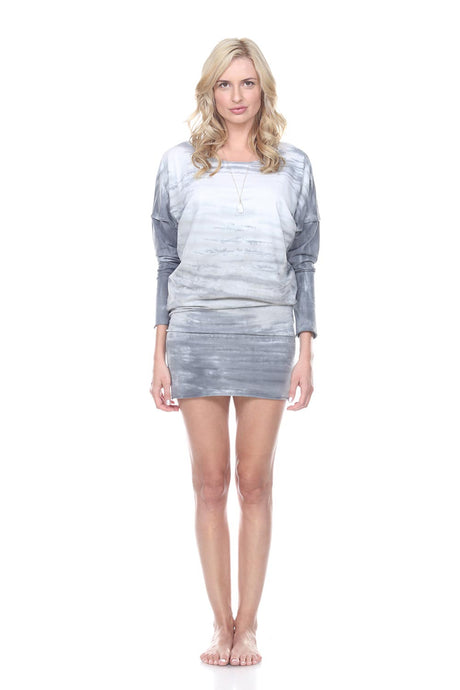 Labor Day Sale: Rock Cotton V-Bottom Tunic