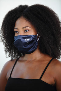 Super Nurse Satin Face Mask<br><strong>(multiple colors)</strong>