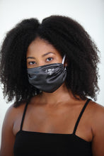 Load image into Gallery viewer, Super Nurse Satin Face Mask<br><strong>(multiple colors)</strong>