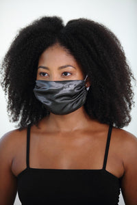For God & Country Satin Face Mask<br><strong>(multiple colors)</strong>