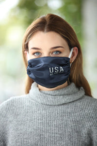 USA All the Way Face Mask