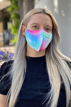 Load image into Gallery viewer, Tie Dye Women's Face Mask