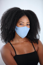 Load image into Gallery viewer, Super Nurse Women's Face Mask<br><strong>(multiple colors)</strong>