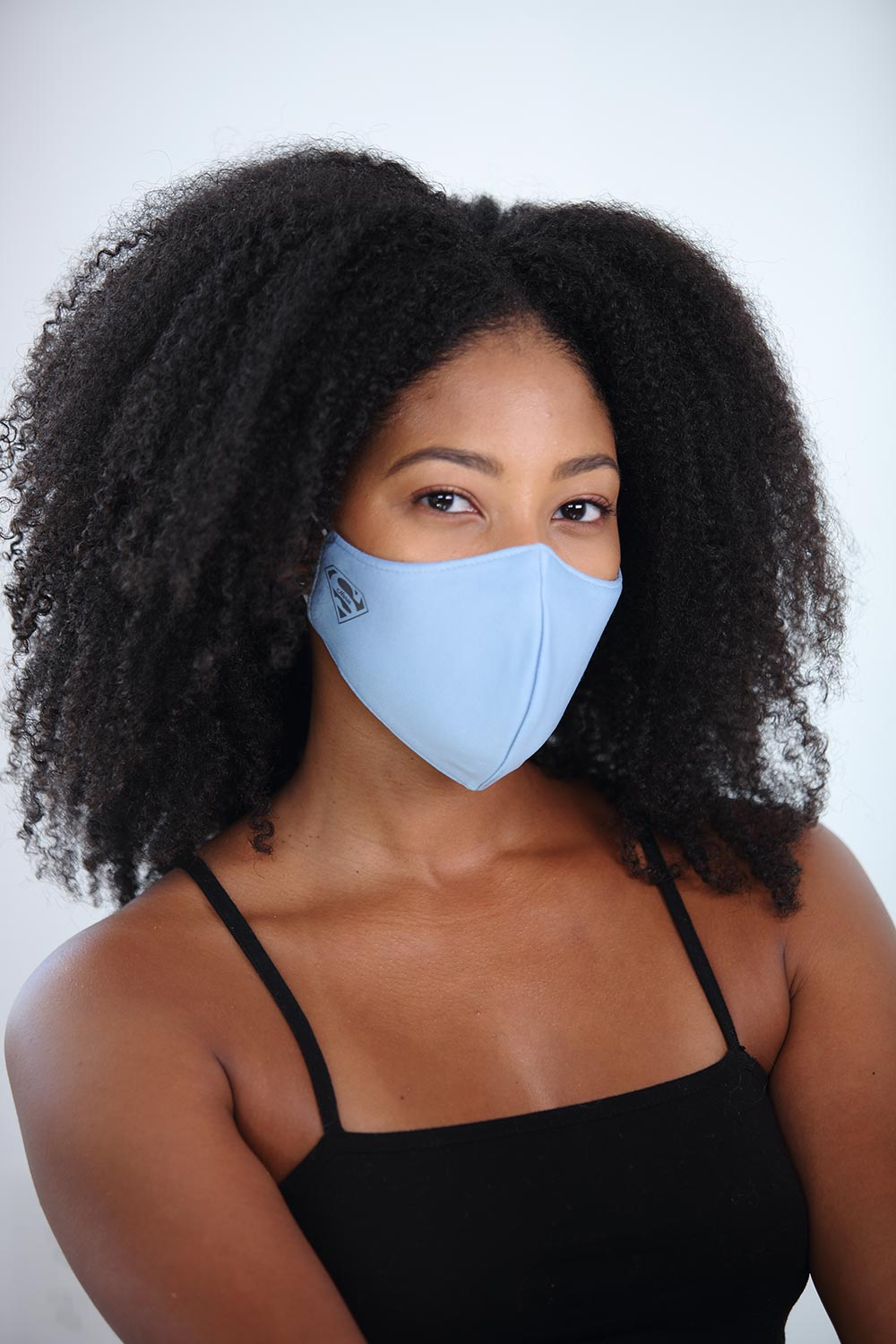 Super Nurse Women's Face Mask<br><strong>(multiple colors)</strong>
