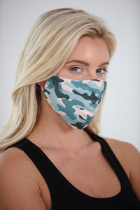 For God & Country Women's Face Mask