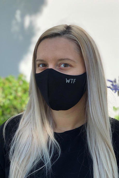 WTF Women's Face Mask