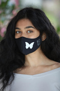Know Justice Know Peace Women's Solid Face Mask