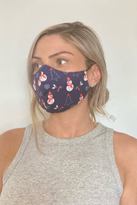 Christmas Face Mask One