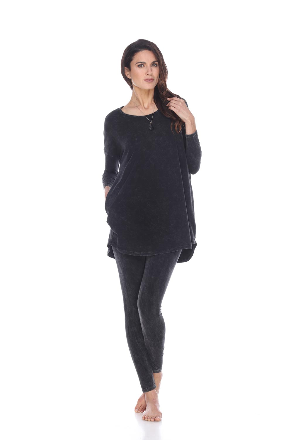 Labor Day Sale: Rock Cotton Tunic/Legging Set
