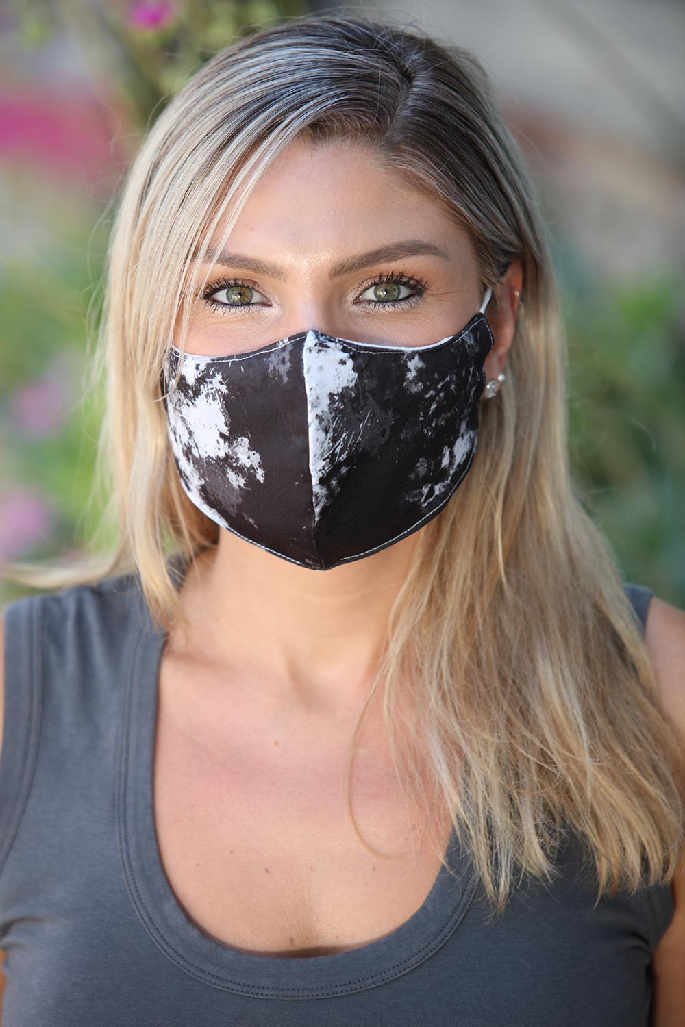 Tie Dye Women's Face Mask