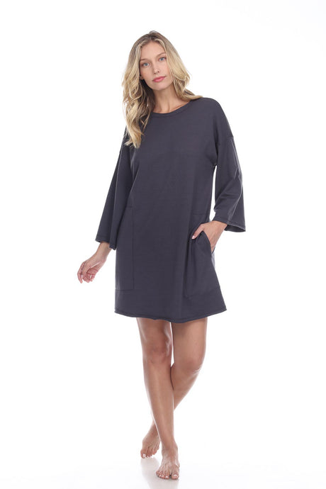 Urban MuuMuu Tunic With Bell Sleeve $116