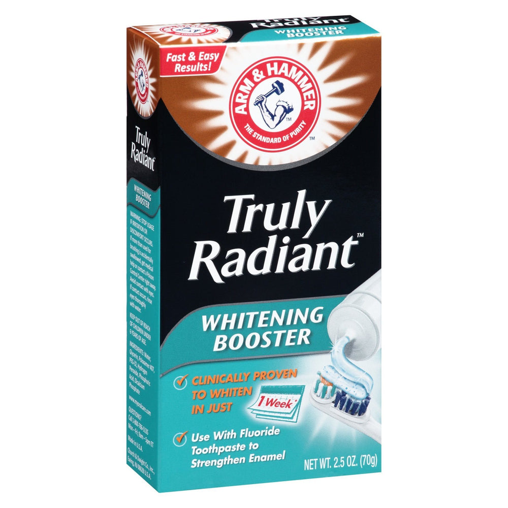 Arm & Hammer Whitening Booster 70g - Whiter Smile