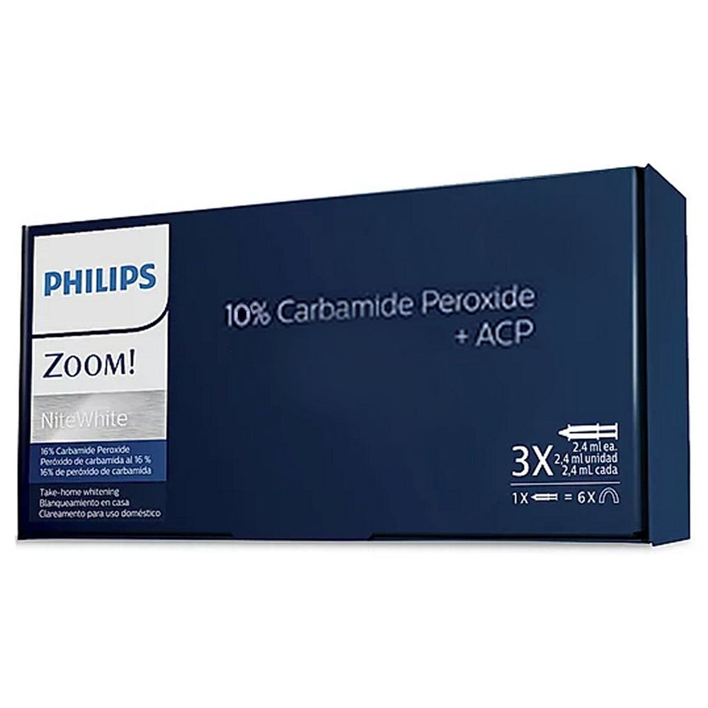 Philips ZOOM! Nite White ACP Gel (Night Formula) 10% - Whiter Smile