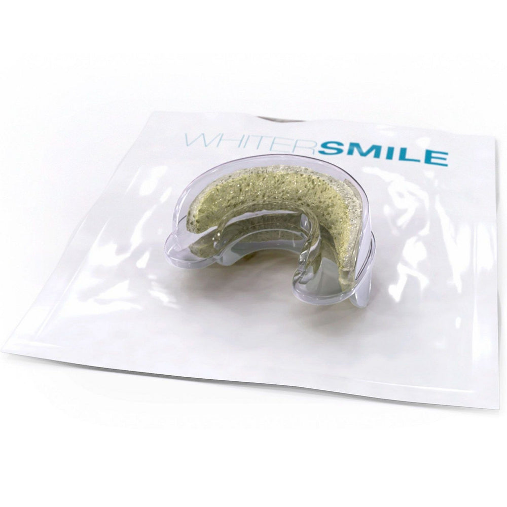 Pre-Filled Teeth Whitening Tray (50 Packs) - Whiter Smile