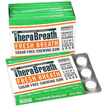TheraBreath Chewing Gum (12 Pack) - Whiter Smile