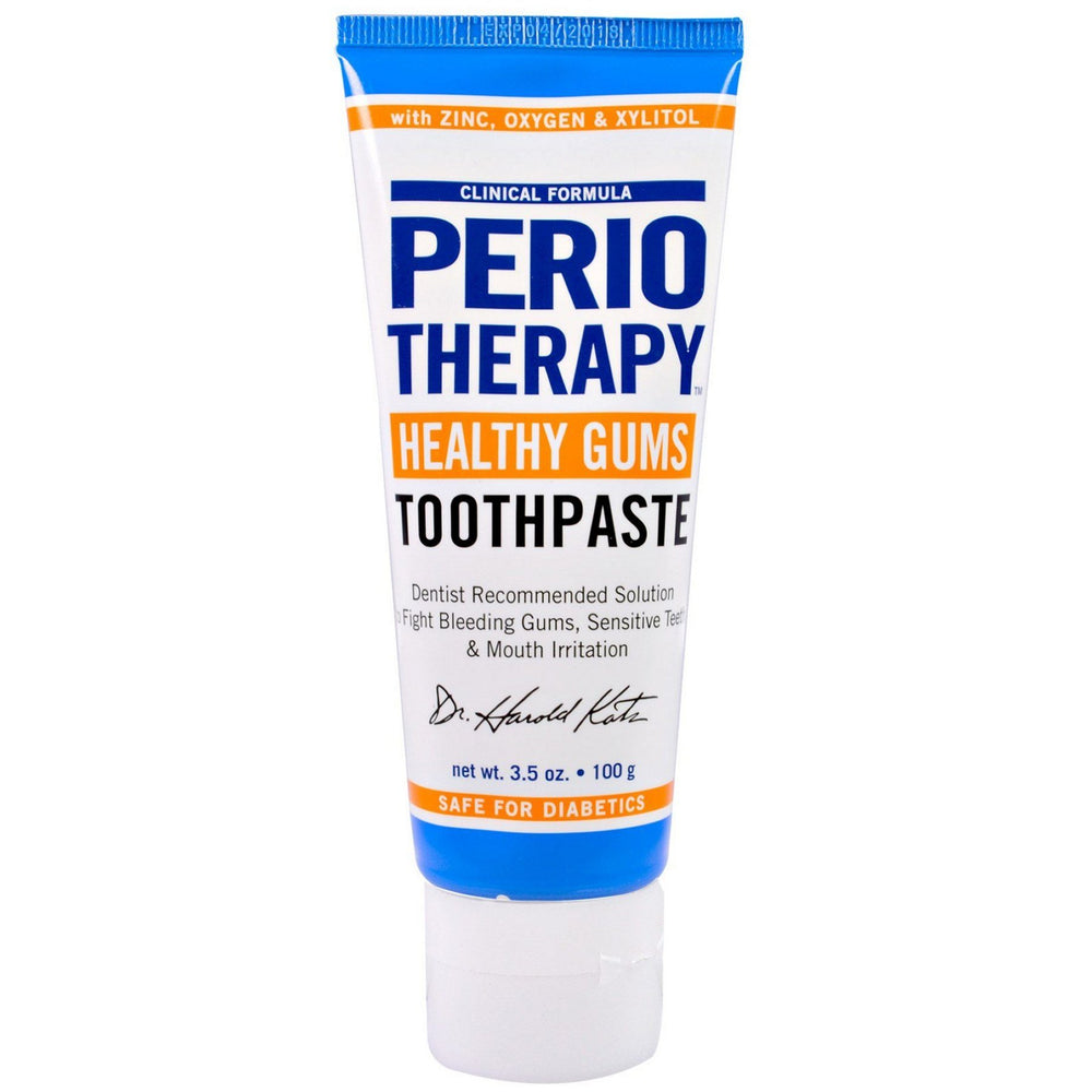 TheraBreath Perio Therapy Gum Care Toothpaste 100g - Whiter Smile