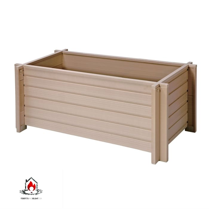 30-inch Wide Rectangular Planter Box - Outdoor > Gardening > Planters